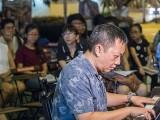 Pianovers Meetup #89, Gavin performing
