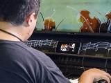 Pianovers Meetup #89, John performing