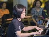 Pianovers Meetup #90, Rowen Wong performing
