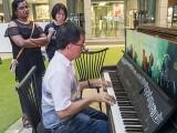 Pianovers Meetup #90, Sukanya, Rowen Wong, and Chris Khoo