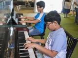 Pianovers Meetup #91, Tejas, and Raj