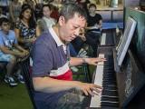 Pianovers Meetup #91, Gavin Koh performing