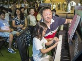 Pianovers Meetup #91, Emmy Koh performing