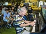 Pianovers Meetup #91, Albert performing