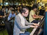 Pianovers Meetup #91, Grace Wong, and Teh Yuqing performing
