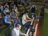 Pianovers Meetup #91, Grace Wong, and Teh Yuqing performing for us