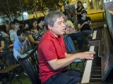 Pianovers Meetup #91, Adrian Huang performing