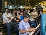 Pianovers Meetup #91, Rajvardhan Kotipalli performing
