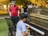 Pianovers Meetup #91, Rajvardhan Kotipalli playing