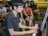 Pianovers Meetup #92, Jonathan Lam performing for us