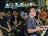 Pianovers Meetup #92, Chris Khoo performing