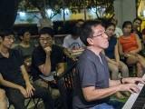 Pianovers Meetup #92, Chris Khoo performing