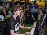 Pianovers Meetup #93, Siew Tin performing