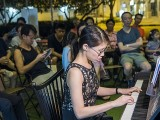 Pianovers Meetup #93, Janice Liew performing