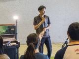 Pianovers Meetup #93, Jonathan Lam sharing with us