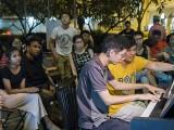 Pianovers Meetup #93, Jonathan Lam performing