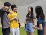 Pianovers Meetup #93, Jonathan Lam, Teh Yuqing, Evelina, Jasmine Khoo, and Jon