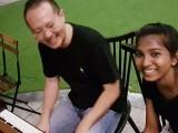 Pianovers Meetup #93, Yong Meng, and Jeslyn Peter