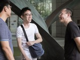 Pianovers Meetup #94 (Mid-Autumn Themed), Jeremy, Tan Weilie, and Sng Yong Meng