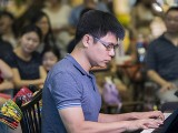 Pianovers Meetup #94 (Mid-Autumn Themed), Jeremy Chan performing