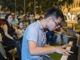 Pianovers Meetup #95, Kendrick Ong performing