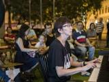 Pianovers Meetup #95, Siew Tin performing