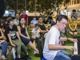 Pianovers Meetup #95, Chris Khoo performing