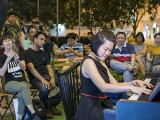 Pianovers Meetup #95, Julia Goh performing for us