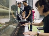 Pianovers Meetup #95, Teo Gee Yong, and Peter Prem
