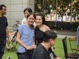 Pianovers Meetup #95, Audrey Cheong, and Julia Goh