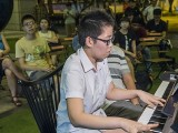 Pianovers Meetup #96, Grace Wong performing