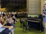 Pianovers Meetup #97, Teik Lee sharing with us
