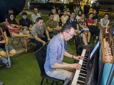 Pianovers Meetup #97, Teik Lee performing