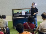 Pianovers Meetup #97, Chris Khoo sharing with us