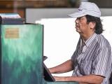 Pianovers Meetup #98, Mr Tan playing