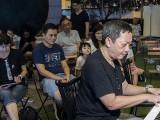 Pianovers Meetup #98, Gavin performing