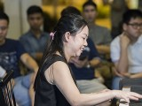 Pianovers Meetup #98, Jenny Soh performing