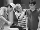 Pianovers Meetup #98, Mr Tan, Albert, and Kendrick Ong