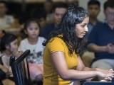 Pianovers Meetup #98, Mayuri Gupta performing