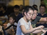 Pianovers Meetup #98, Grace Wong performing
