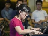 Pianovers Meetup #98, Jessie Quah performing
