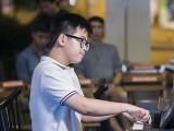 Pianovers Meetup #98, Xavier Hui performing