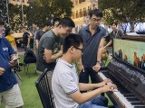 Pianovers Meetup #98, Xavier Hui playing