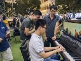 Pianovers Meetup #98, Xavier Hui playing