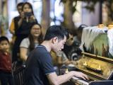 Pianovers Meetup #99 (Halloween Themed), Kendrick Ong performing