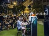 Pianovers Meetup #99 (Halloween Themed), Corrine Ying, Yat Yun Wei, and Kendrick Ong #2