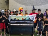 Pianovers Meetup #99 (Halloween Themed), Group picture #3