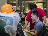 Pianovers Meetup #99 (Halloween Themed), Eric Tian, and Zafri Zackery #2