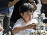 Pianovers Meetup #100 (Celebratory Themed), Brandon Yeo and cupcakes