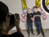 Pianovers Meetup #100 (Celebratory Themed), Sng Yong Meng, and Xavier Hui